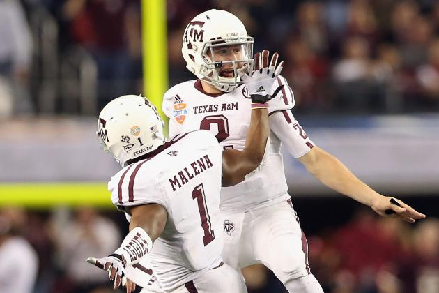 Texas A&M Football: Spring Practice Position Battles Tracker