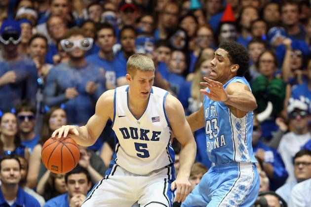 North Carolina vs. Duke: 5 Blue Devil Weaknesses the Tar Heels Must Exploit