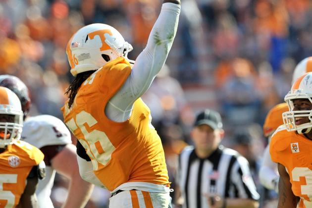 Tennessee Football: 6 Most Important Spring Practice Position Battles