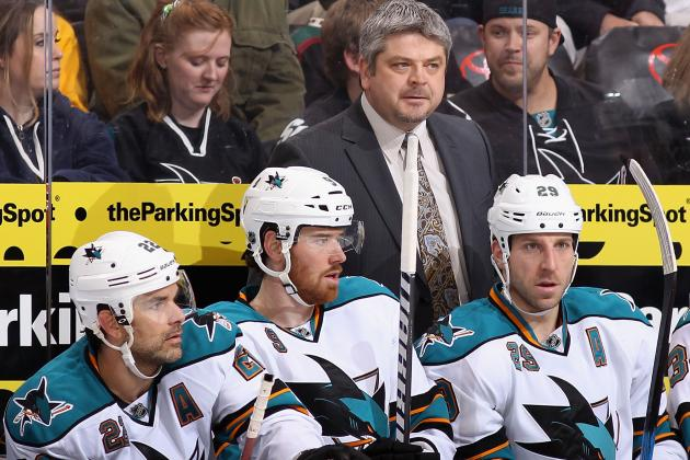 Top 5 Reasons San Jose Sharks Are Headed in Wrong Direction