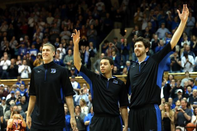 Duke Basketball: Ranking the Blue Devils' Best Scoring Options