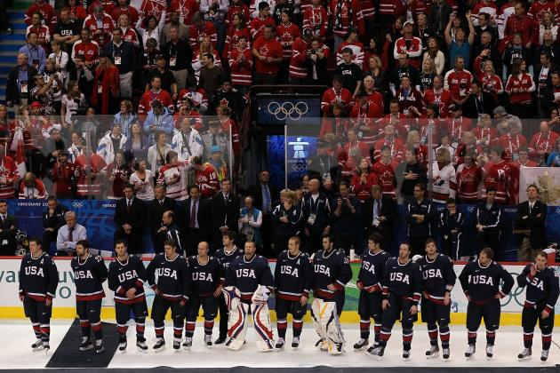 Breaking Down the Top Candidates for the 2014 U.S. Olympic Hockey Team