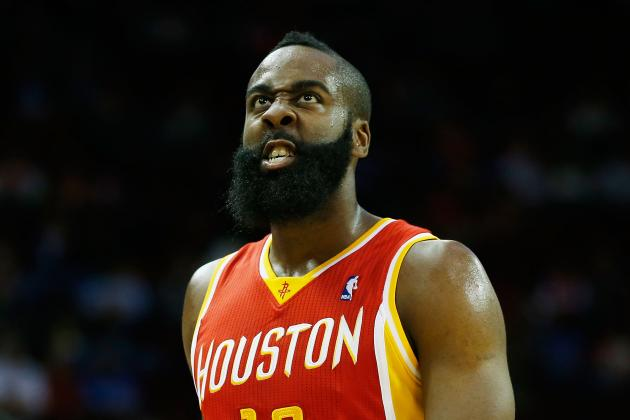 Updated NBA Facial Hair Rankings