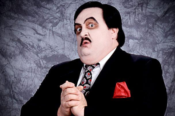 Nine Memorable Moments from Paul Bearer's Career