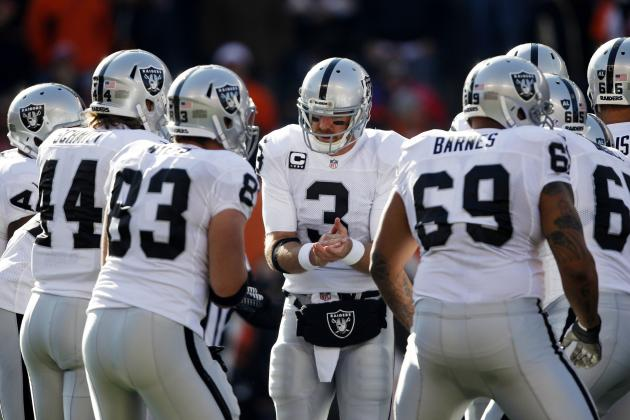 The Complete Guide to Oakland Raiders Free Agency