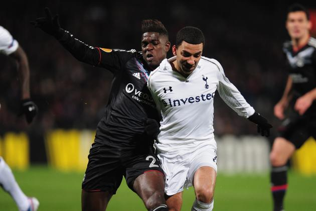 Aaron Lennon: Why Internazionale Want Tottenham Star