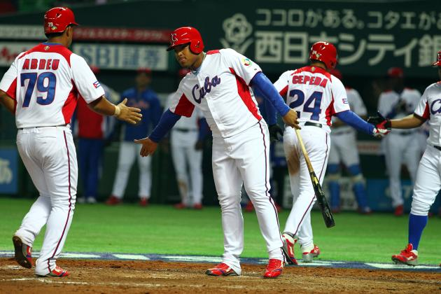 World Baseball Classic 2013 Results: Pool A's Biggest Stars, Goats