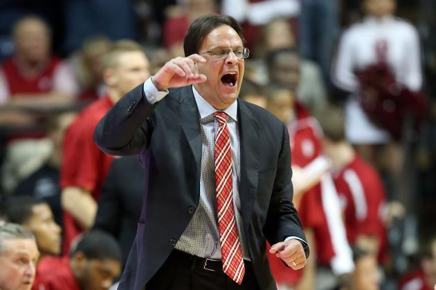 Indiana Basketball: 5 Best Coaching Moves Tom Crean Has Made This Season