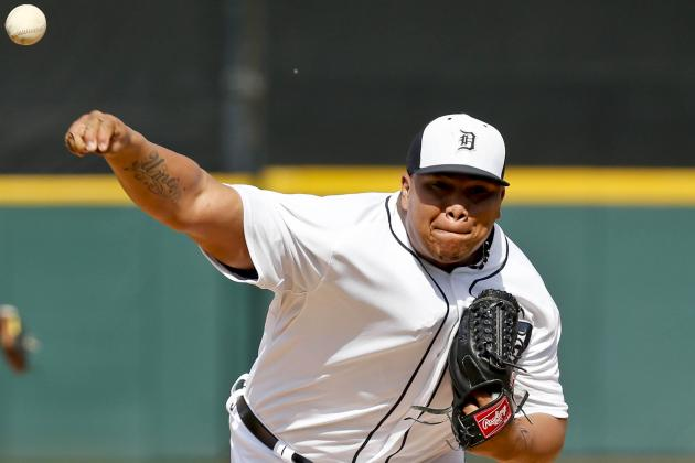 Top 6 Closer Options for the Detroit Tigers to Replace the Shaky Bruce Rondon