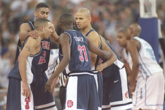 Arizona Basketball: Best Wildcats in the History of NCAA Tournament Play