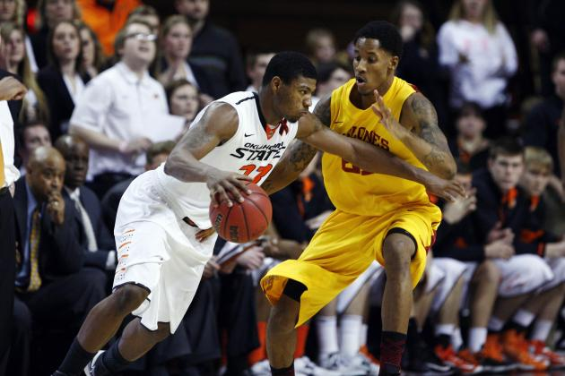 College Basketball Picks: Oklahoma State Cowboys vs. Iowa State Cyclones