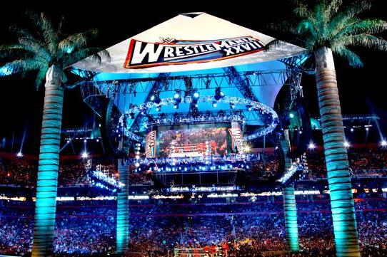 WWE WrestleMania 29: Ranking Every Outdoor 'Mania in Event's Storied History