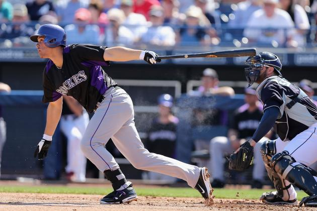 Ranking 10 Hottest MLB Prospects at Spring Training