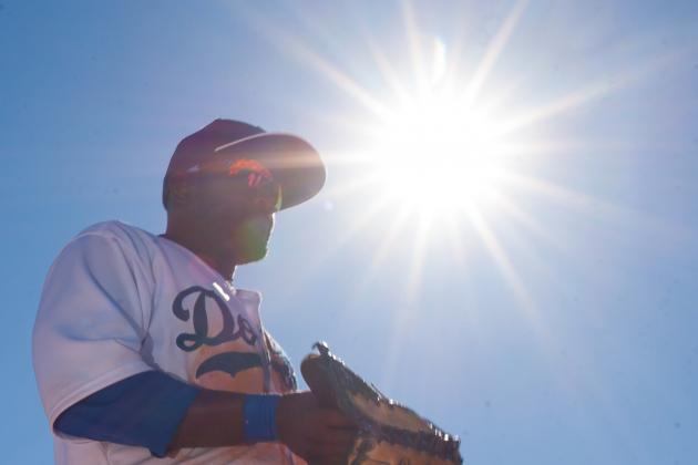 Predicting the Los Angeles Dodgers' Regular Season Record