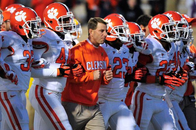 Clemson Football: Spring Practice Position Battles Tracker