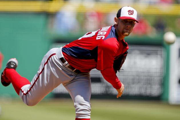 8 Pitchers Whose Awful Spring Starts Are Already a Big Concern