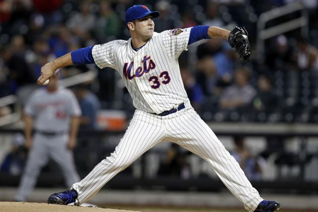 5 Reasons Matt Harvey Will End Up as the New York Mets Ace by Mid-Season