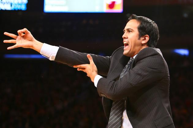 A Rundown of Erik Spoelstra's Positive Work for the Miami Heat