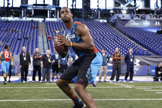 Post-NFL Scouting Combine 2013 Mock Draft: Round 1