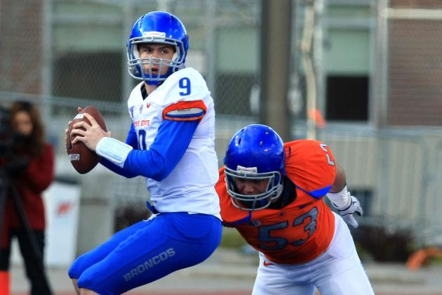 Boise State Football: Position-by-Position Spring Practice Preview