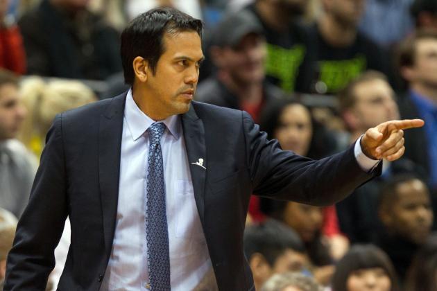 Ranking Biggest Threats to Miami Heat's Winning Streak