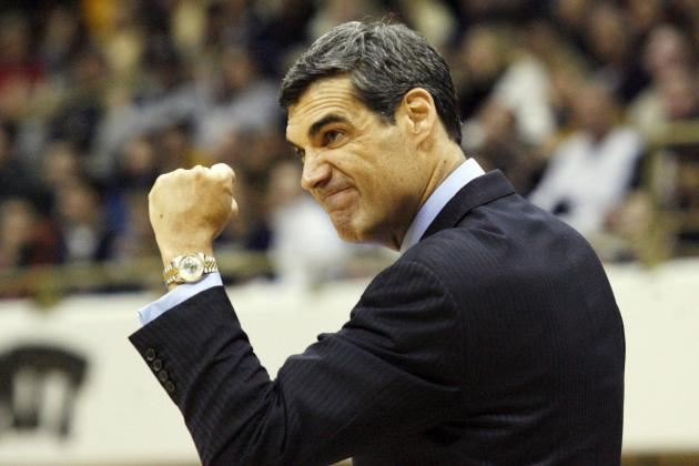 5 Reasons Villanova Deserves a March Madness Bid After Beating Georgetown