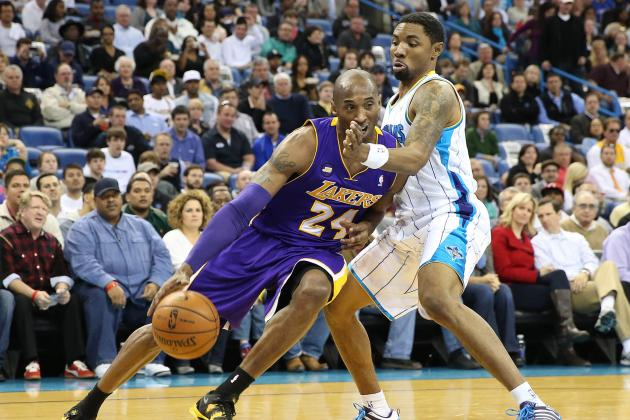 LA Lakers vs. New Orleans Hornets: Postgame Grades and Analysis for LA