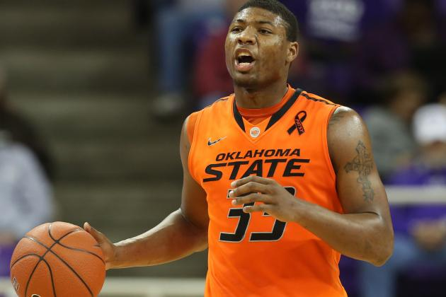 Big 12 Basketball: Ranking the Top 10 Playmakers