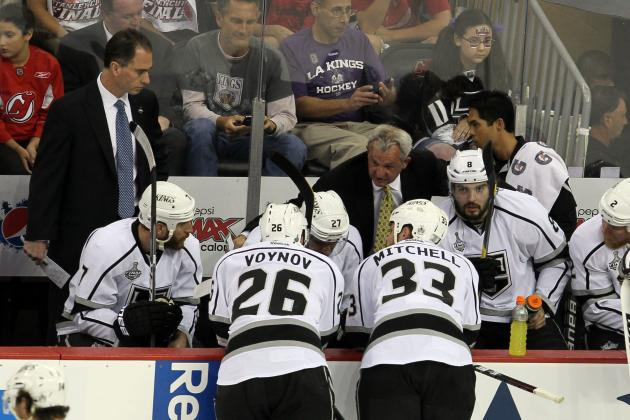 5 LA Kings Players That Need to Worry About Their Jobs