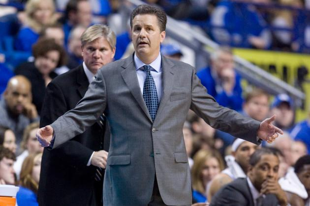 SEC Basketball Recruiting: Report Card for Every Team's 2013 Class