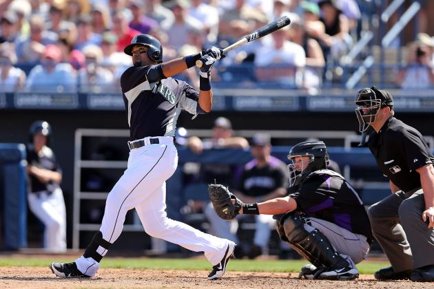 Seattle Mariners Players Who Are on Track for a Bigger Role in 2013