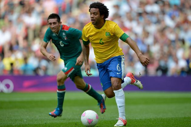 8 Best Brazilian Fullbacks in the Game Today