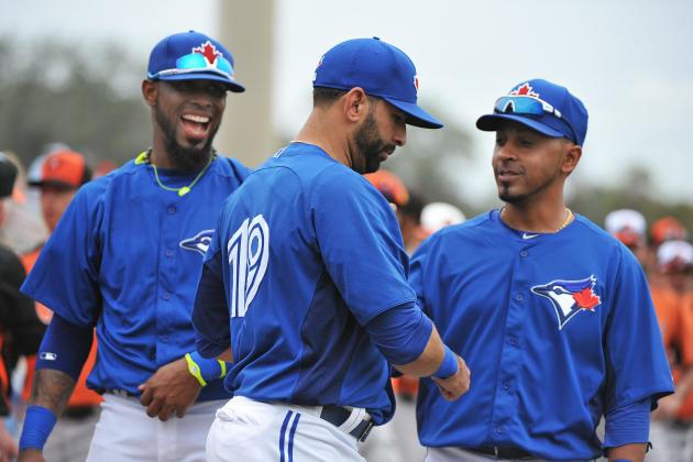 Predicting the Blue Jays' Starting Lineup Halfway Through Spring Training