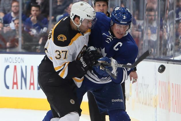 How the Toronto Maple Leafs Can End Their Long Losing Streak vs. Boston Bruins