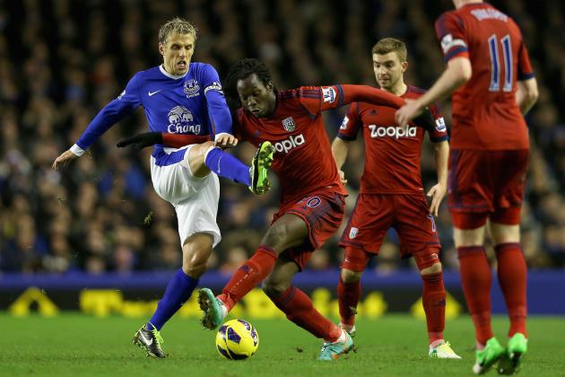 6 Reasons Phil Neville Is as Important to Everton as Marouane Fellaini