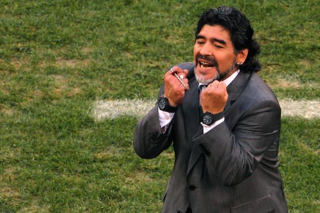 Diego Maradona: Charting His Managerial Career so Far