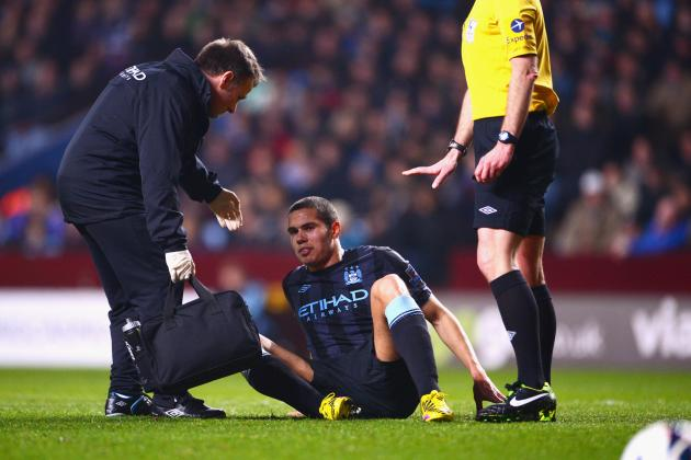World Football Injury Tracker: Week of March 4 Report with Rodwell, Bendtner