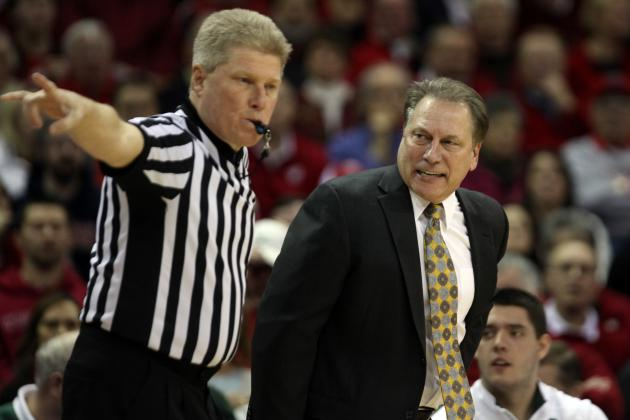 College Basketball Picks: Wisconsin Badgers vs. Michigan State Spartans