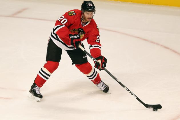 5 Role Players Who Have Greatly Impacted Chicago Blackhawks' Record Point Streak