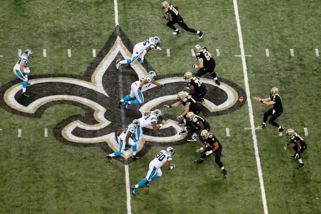 The Complete Guide to New Orleans Saints Free Agency