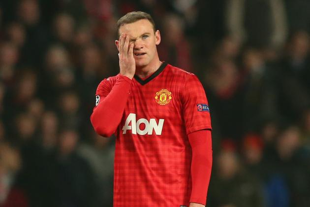 Manchester Utd: 5 Clubs That Might Buy Wayne Rooney