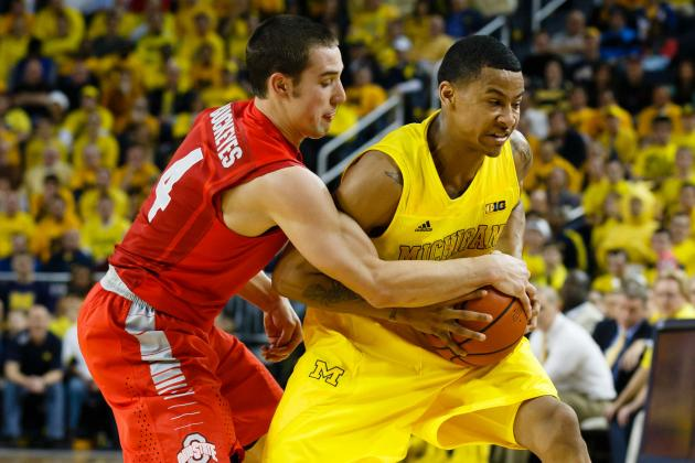 Big Ten Basketball: The 10 Most Relentless Players in the B1G