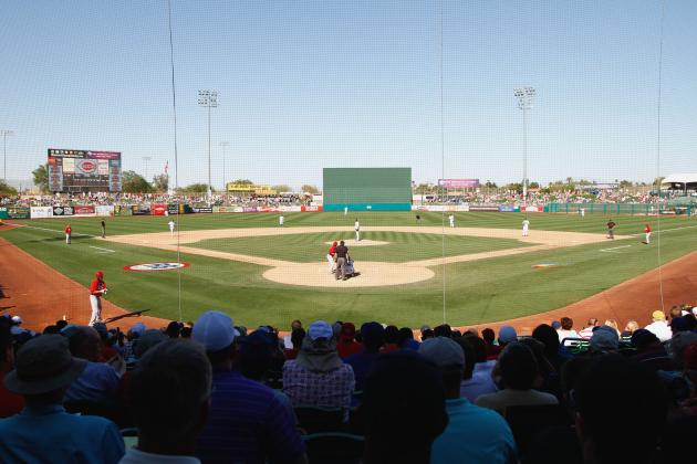 Chicago Cubs:  Cubs' Spring Training News Roundup