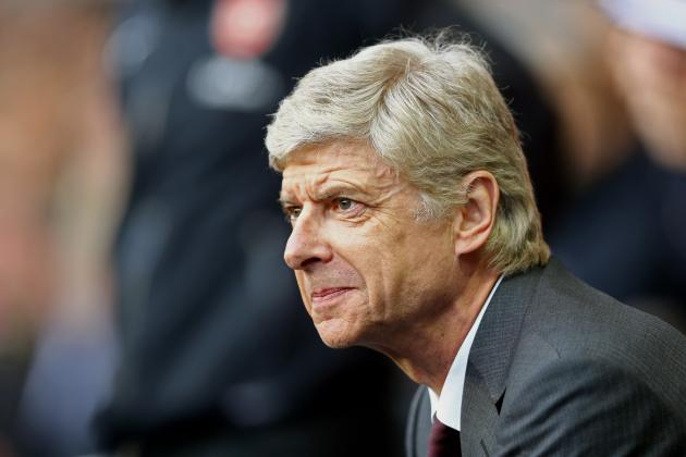 10 Arsene Wenger Quotes to Define Arsenal's Season