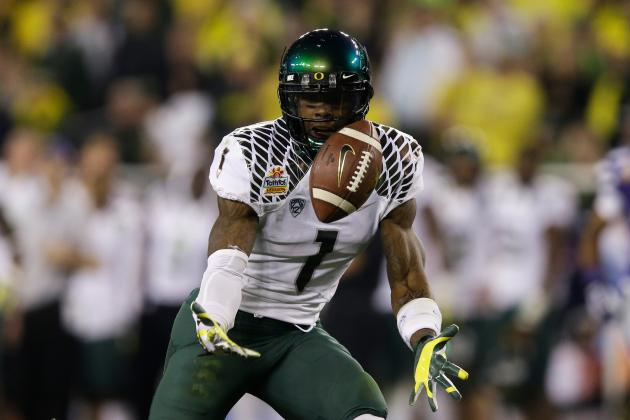 Oregon Football: 5 Postions with Most Depth Heading into 2013