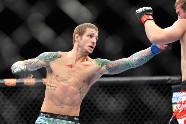 Eddie Wineland, Mark Hunt and the 5 Most Surprising UFC Title Contenders