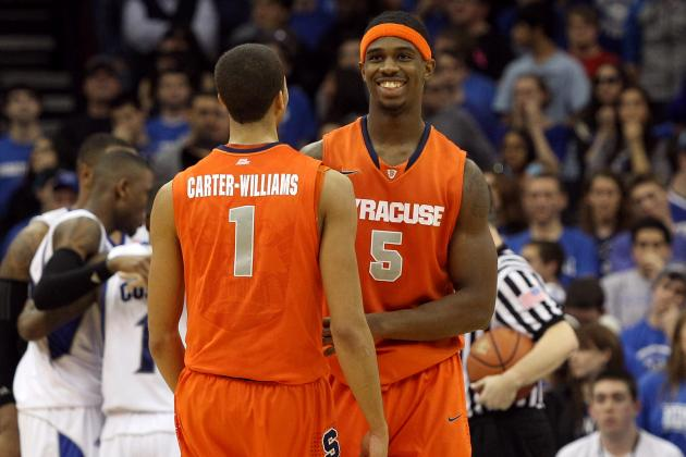 Big East Tournament 2013: Under-the-Radar Stars Who Will Raise NBA Draft Stock