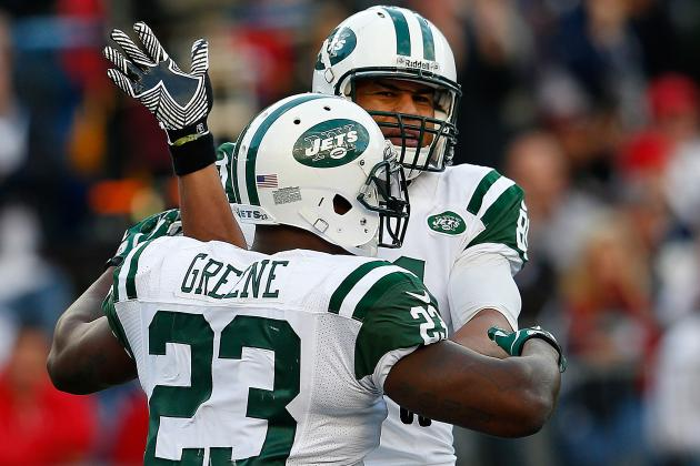 Evaluating New York Jets' Free Agents on Offense