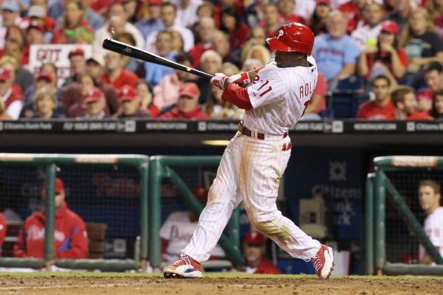 Philadelphia Phillies: 6 Players Who Will Disappoint the Team's Fans in 2013