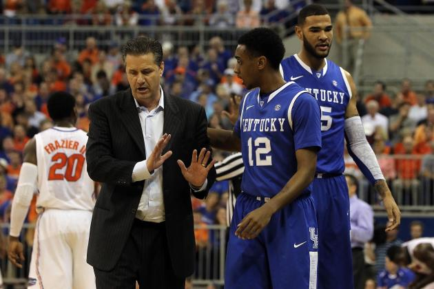Florida vs. Kentucky: The 5 Best Subplots in SEC Showdown